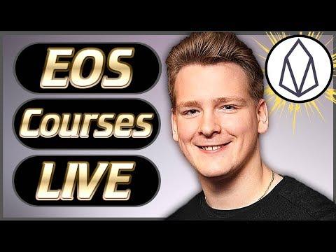 Ivan On Tech – EOS Blockchain Tutorial & Courses LIVE! – EOS Explained
