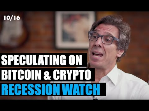🔴 How Will Bitcoin & Crypto Shift The Financial System? | Recession Watch