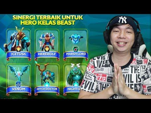 Beast Assassin Imba Kalo Ga Ada Mage – Chess Rush Indonesia