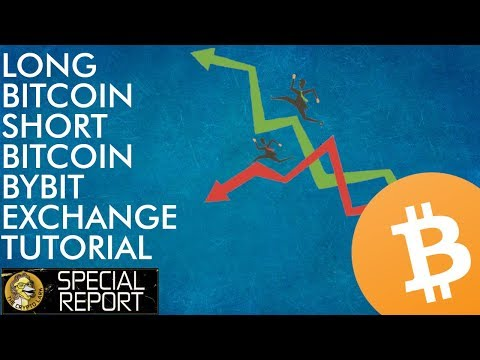 How to Long or Short Bitcoin – Margin Trading Explained – ByBit Exchange Tutorial