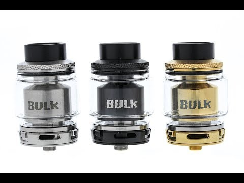 The Bulk R.T.A  By Oumier With Warthog STX Coil Build Tutorial