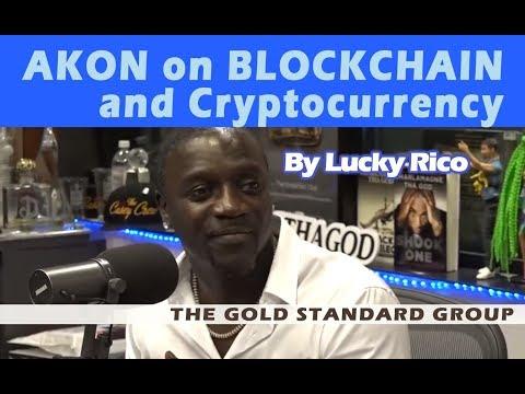 #Akon on Blockchain Crypto and Africa by #LuckyRico