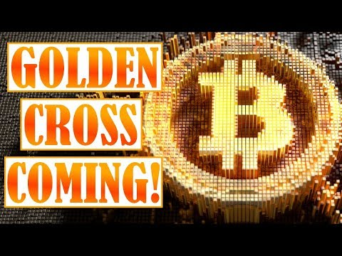 SOON:  BITCOIN GOLDEN CROSS! – BITCOIN PARABOLA PRIMED! – NEW: LIMITED CRYPTO EDITION SAMSUNG PHONE!