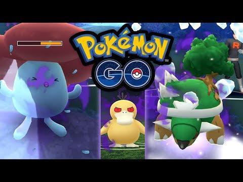 Geniale neue Crypto-Pokémon von Team GO Rocket | Pokémon GO Deutsch #1125