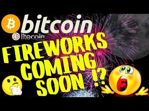 🌟BITCOIN and LITECOIN FIREWORKS SOON !!?🌟BTC LTC price prediction, analysis, news, trading