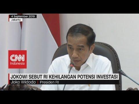 Jokowi: 33 Perusahaan Tiongkok Gak Ada Yang ke Indonesia