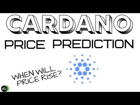 CARDANO (ADA) PRICE PREDICTION (When Will Price Rise?)