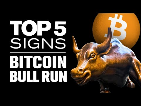 5 Signs to Identify The Next Bitcoin Bull Run! Are We In One Right Now!??
