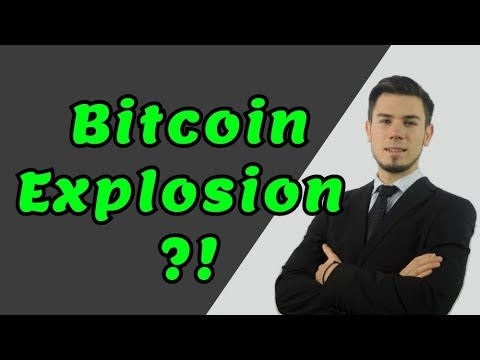 Bitcoin Explostion ?! – Crypto Trading Analysis TA & BTC Cryptocurrency Price News
