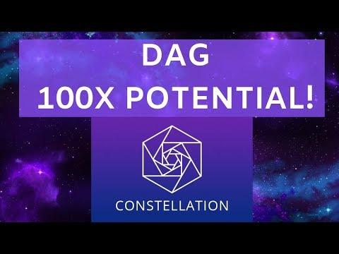 Constellation DAG Review – 100X Altcoin Potential! $DAG | Fantom FTM IOTA Byteball DagCoin Kucoin