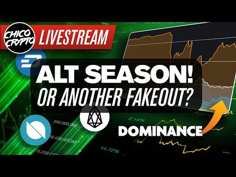 Did Altseason Just Kickoff? Altcoins About To PUMP!? Or Another Fakeout?