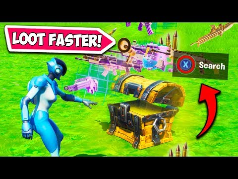 *BROKEN* GET LOOT 10X FASTER!! – Fortnite Funny Fails and WTF Moments! #674