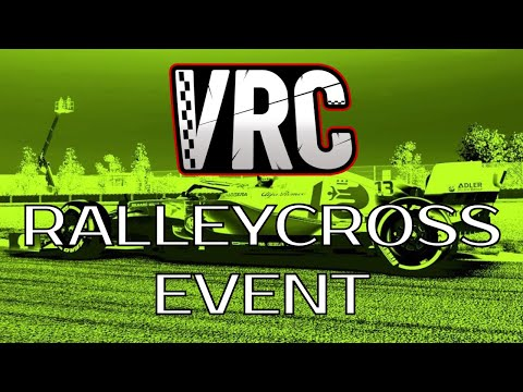 [GER] F1 2019 [PS4] VRC Ralleycross Event (Sponsored by TEAM CILLERIAN)