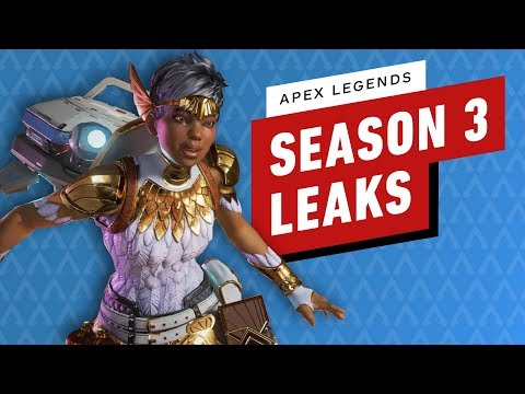 Apex Legends Season 3 Leaks – Skins, Crypto and Titans?