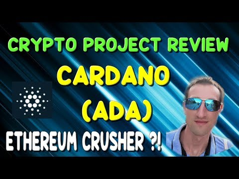 CARDANO (ADA) – Cryptocurrency Project Review! ETHEREUM competitor?
