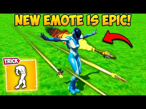 *NEW* EMOTE MAKES YOU INVINCIBLE!! – Fortnite Funny Fails and WTF Moments! #675