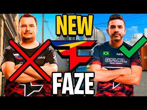 Coldzera & Aleksib REPLACE Guardian & NEO – NEW FAZE CLAN!! – Twitch Recap 774
