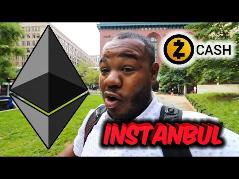 Istanbul Ethereum (Hard Fork) and Zcash Collaboration