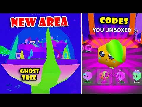 NEW TREE AREA! 2 NEW VACUUMS + CODES & GOT THE BEST LEGENDARY PETS In GHOST SIMULATOR! [Roblox]