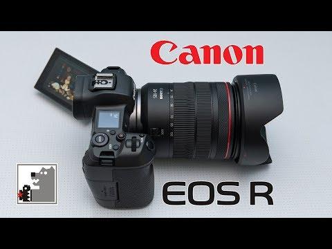 Canon EOS R  |  Гениальная идея
