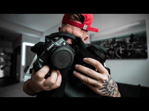 Camera & Gear RAFFLE! (Canon EOS R, Sigma Art 24mm & More)
