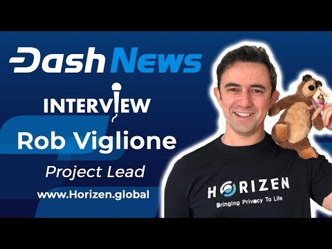 """Dashifying Zcash"" 51% Attack Protection and More: Rob Viglione of Horizen"