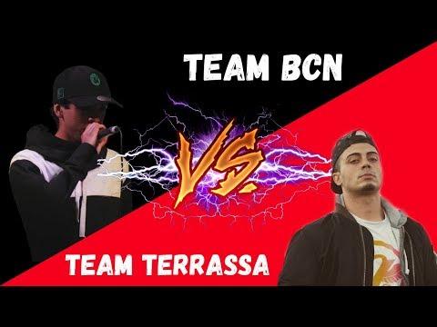 TEAM BCN vs TEAM TERRASSA [8avos] – GUERRA DE CIUDADES I