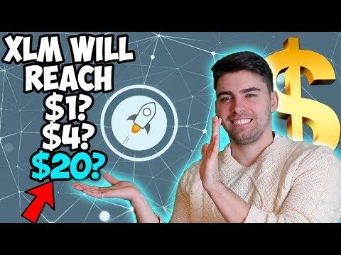 STELLAR [XLM] PRICE PREDICTION 2019 & BEYOND!!