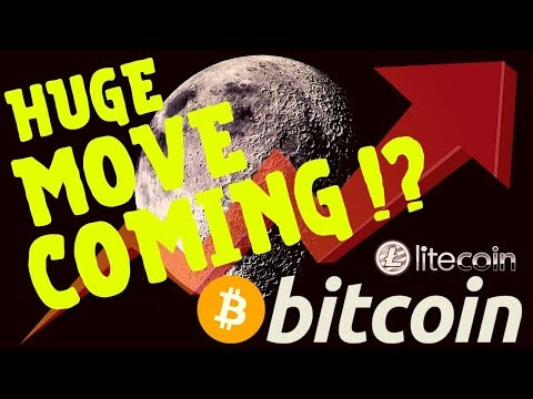 🚀BITCOIN HUGE MOVE COMING!?🚀bitcoin litecoin price prediction, analysis, news, trading