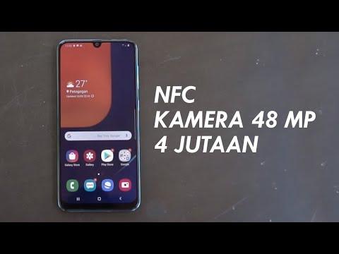 Sekarang Ada NFC!   Unboxing Galaxy A50s Indonesia