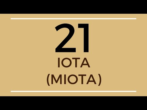 IOTA Price Prediction (10 Sep 2019)