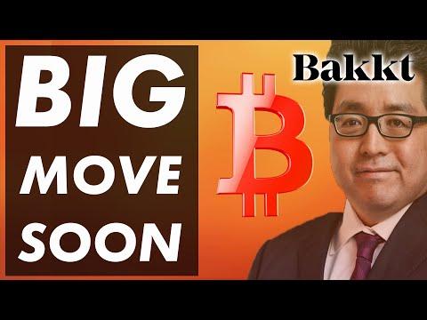 Bitcoin to Make a Big Move Soon | Cryptocurrency News