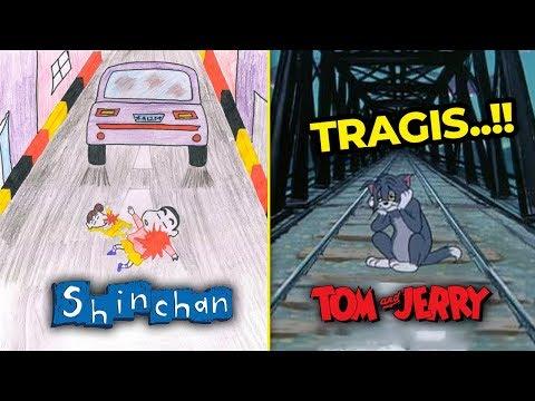 Pantes ada yang Nggak Tayang..?!! Ternyata Begini Episode Terakhir Kartun Terkenal..!! #YtCrash