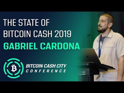 The State of Bitcoin Cash 2019 – Gabriel Cardona