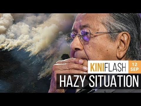 Indonesian minister says haze in M'sia caused by own forest fires | KiniFlash – 12 Sep