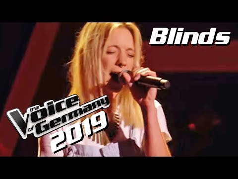 Sia – Chandelier (Veronika Rzasa) | The Voice of Germany 2019 | Blinds