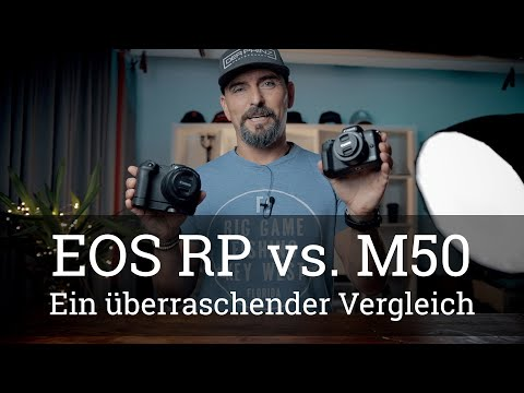 ⭐️ EOS RP vs. EOS M50 // Ein überraschender Vergleich
