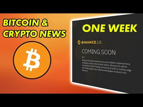 Bitcoin and Cryptocurrency News | Binance.US Coming Soon