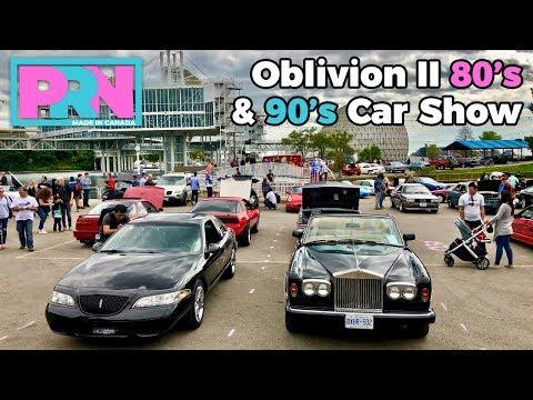 Oblivion II 80's & 90's Car Show @ Ontario Place, Toronto | 8 September, 2019