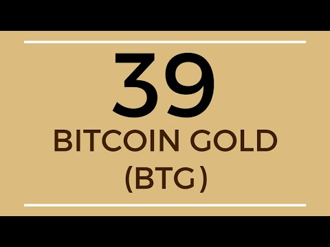 Bitcoin Gold BTG Price Prediction (12 Sep 2019)