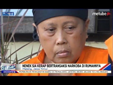 DUH! Nenek Sia Jadi Bandar Narkoba dari Dalam Lapas Sang Anak – Sergap 13/09