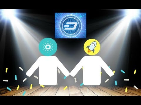 DASH on Coinbase; Projects on Stellar; Cardano Community Manager; Cubans + Bitcoin, Gold Buying