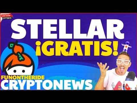 ¡GRATIS STELLAR LUMENS! ¡121 MILLONES $! 🤑 KEYBASE AIRDROP /CRYPTONEWS