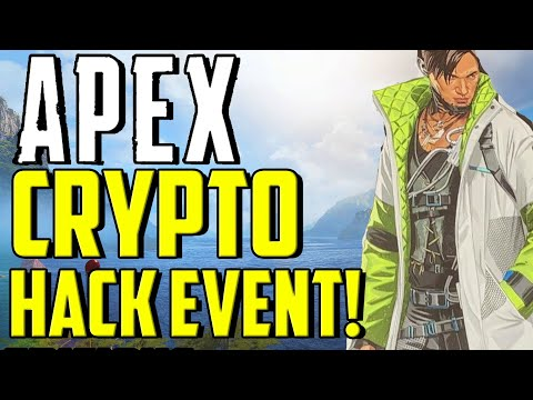 Crypto Just Hacked The Arena In Apex Legends! More Stuff to Come Explained!