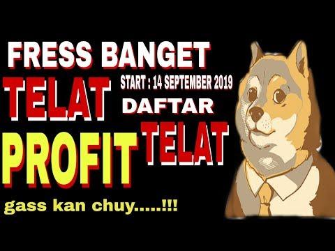 GASS MINING DOGECOIN TERBARU TELAT DAFTAR TELAT PROFIT
