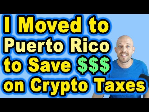 🔵 U.S. Crypto Tax Haven: Moving to Puerto Rico #4 – How Much Crypto Do I Need, Cost to Move, Places