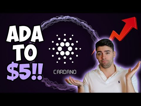NEW CARDANO [ADA] FOUNDATION MANAGER!! WILL ADA GO UP $$?