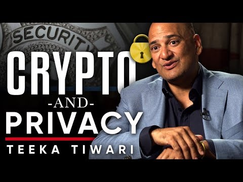 TEEKA TIWARI – WHAT ARE THE PRIVACY BENEFITS OF CRYPTO CURRENCIES | London Real