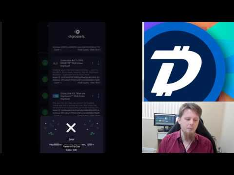 DigiByte Update – #73 – Getting help when things don't work, Android updates & avoiding scammers