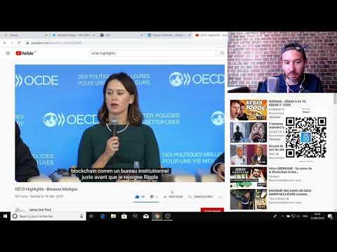 CRYPTO XRP : Retour sur la présence de RIPPLE à l'OCDE